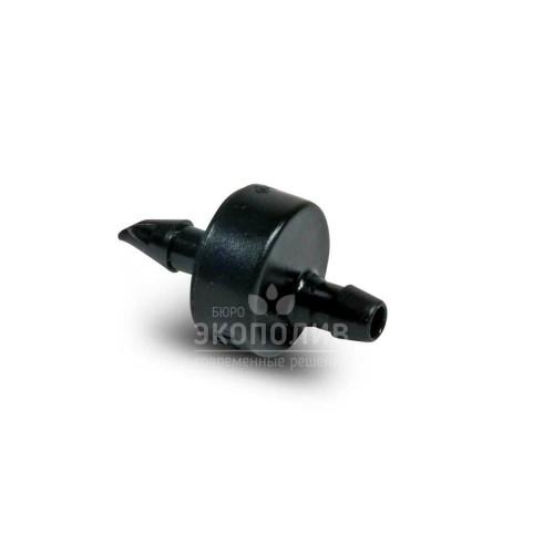 Самопробивной эмиттер XB-10PC (черный) расход 3,8 л/ч Rain-Bird