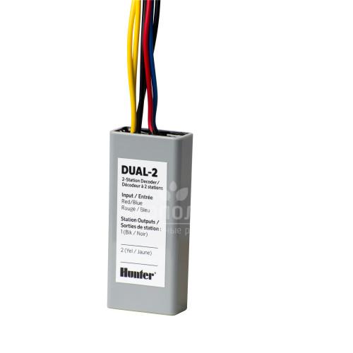 Декодер DUAL-2 для I-Core  HUNTER