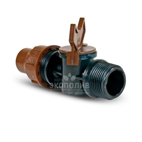 Кран BF-valve lock 3/4 НР  Rain-Bird