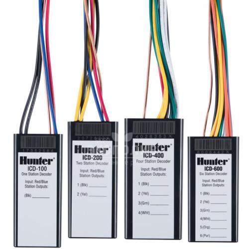 Декодер ICD-600 для ACC-99D и ACC2 HUNTER