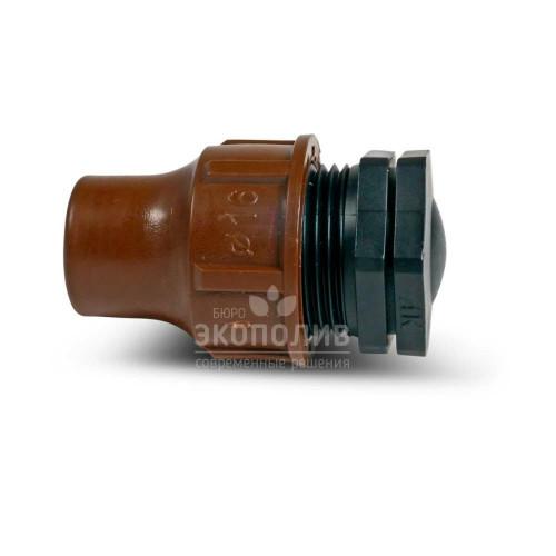 Заглушка капельного шланга  компрессионная BF-plug Rain-Bird