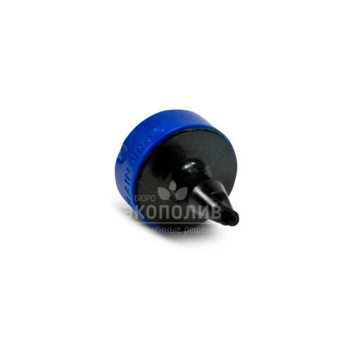 Самопробивной эмиттер XB-05PC (синий) расход 1,9 л/ч Rain-Bird