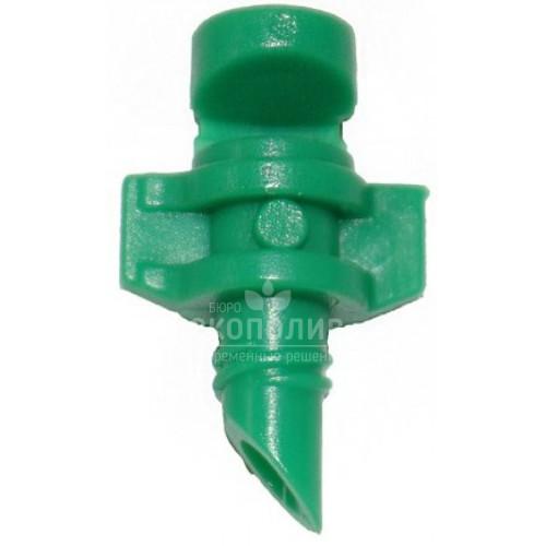 Микроджет 180° (зеленый) GH