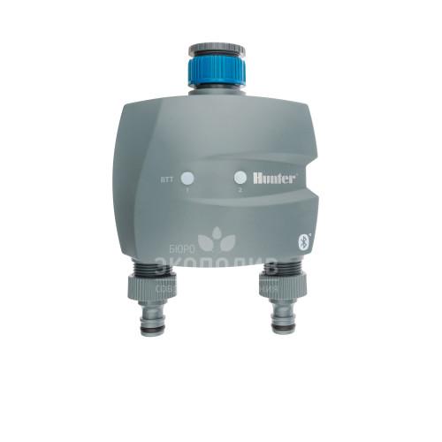 Таймер полива BTT-201 для крана с управлением по Вluetoth HUNTER