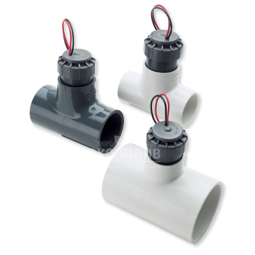Тройник FCT-400 для датчиков потока Flow-Clik и Flow-Sync HUNTER