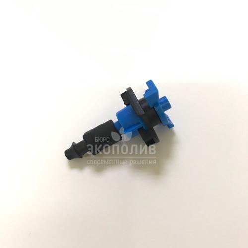 Микросплинкер подвесной (синий) 360°, 49 л/ч, GH