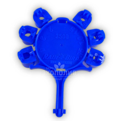 Дождеватель ротоный 3504 PCSAM (регулирующий сектор, антидренажный клапан) Rain-Bird