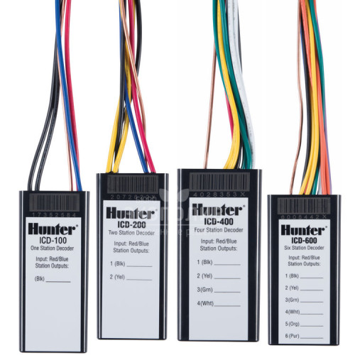 Декодер ICD-400 для ACC-99D и ACC2 HUNTER